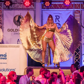 Goldparty Zwolle 2014